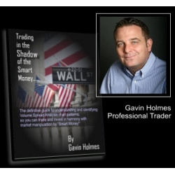 [Available]Gavin Holmes - Trading In The Shadow of the Smart Money Vol 1Bonus Dewa Scalper!